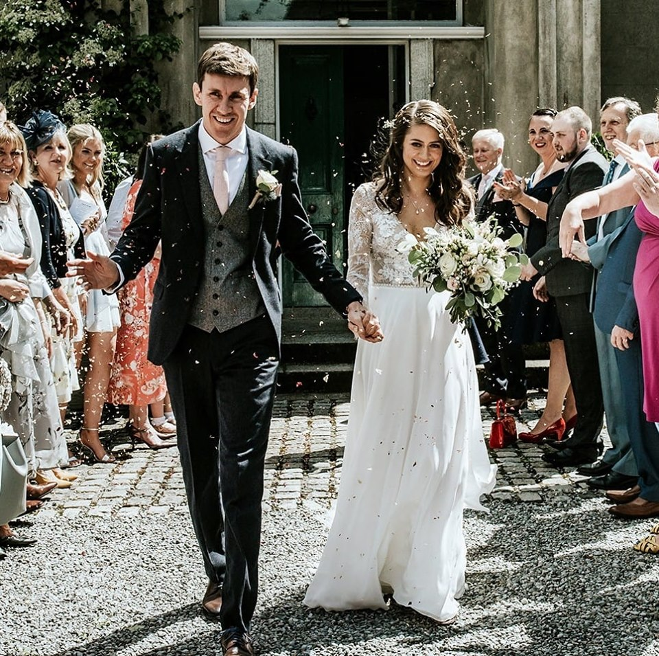 Film your own wedding like Aoife