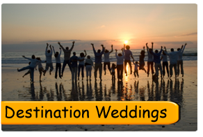 Film your own wedding...destination weddings